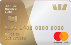 Westpac Altitude Business Gold Mastercard®